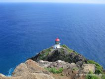 Makapu'u Lighthouse auf O'ahu