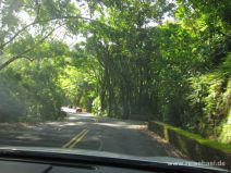 Road to Hana auf Maui