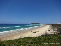 Geländewagenausflug auf Fraser Island