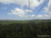 Skyrail Rainforest Cableway Cairns