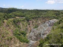 Barron Falls an der Seilbahn