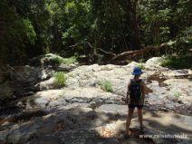 Wandern im Zielort Kuranda