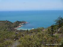 Eine Bucht auf Magnetic Island