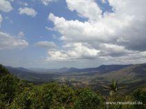 Sky Window Lookout beim Eungella Nationalpark