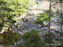 Broken River am Wanderweg