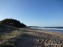 Strand von Agnes Water