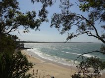 Strand in Noosa Heads