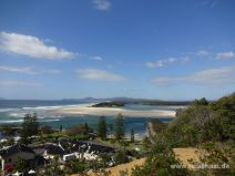 Beim Rotary Lookout in Nambucca Heads