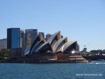 Opernhaus vom Hafen aus