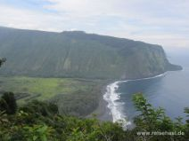 Waipio Valley auf Big Island