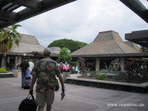 Flughafen Kona auf Big Island