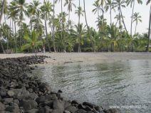 Puuhonua o Honaunau auf Big Island