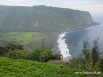 Waipio Valley auf Big Island