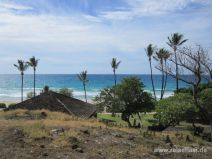 Hapuna Beach auf Big Island