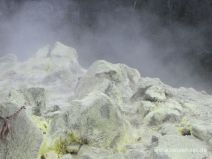 Sulphur Banks im Volcanoes National Park auf Big Island
