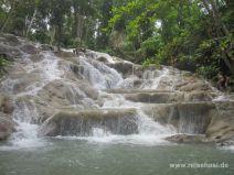 Dunn's River Falls in Jamaika