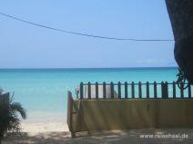 Blick vom Mariposa Hideaways Hotel in Jamaika