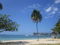 Strand in Ocho Rios auf Jamaika