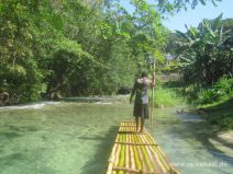 Floßfahrt auf dem White River