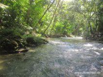 White River auf Jamaika