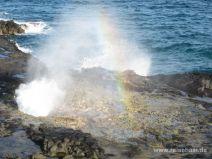 Spouting Horn auf Kauai