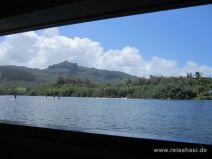 Bootsfahrt auf dem Wailua River auf Kauai