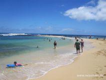 Poipu Beach auf Kauai