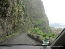 Straße bei Boaventura