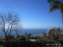 Ausblick auf den Hafen von Funchal