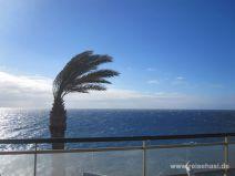 Ausblick vom Hotel Roca Mar in Canico