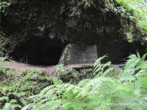 Tunneleingang der Levada da Janela