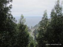 Aussicht von der Levada da Janela