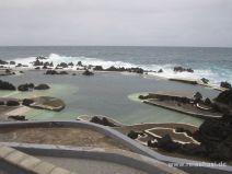 Meerwasserschwimmbad in Porto Moniz