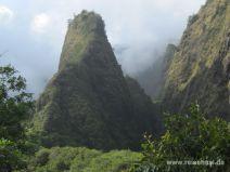 Iao Needle auf Maui