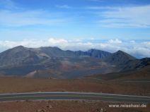 Krater von ganz oben