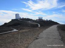 Observatorium auf dem Haleakala
