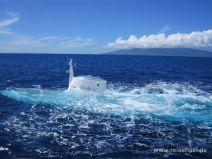 U-Boot bei Maui