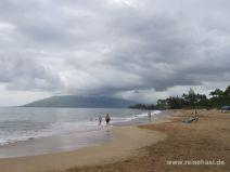 Kamaole Beach auf Maui