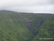 Wasserfall am Berg