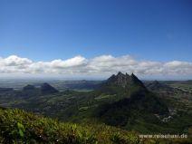 Tolle Aussicht vom Plateau