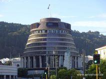 Parlamentsgebäude in Wellington