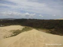 Sturm auf den Giant Sand Dunes