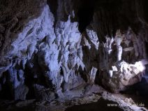 Tropfsteinhöhle bei den Waitomo Caves