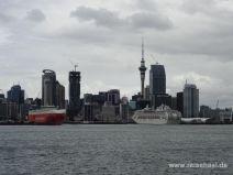 Hafenrundfahrt in Auckland