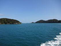 Inseln in der Bay of Islands