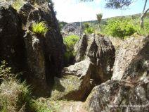Zwischen den Wairere Boulders