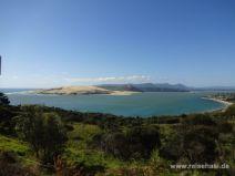Aussicht oberhalb von Omapere