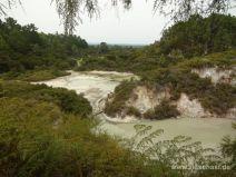 Thermalgebiet Wai-O-Tapu