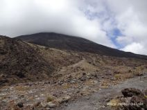 Mount Ngauruhoe ganz nah