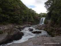 Tawhai Falls im Tongariro Nationalpark
